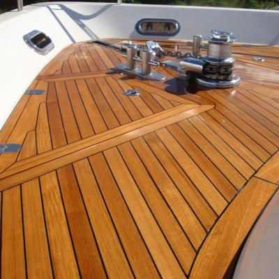 RESTORE AND NEW TEAK DECKS